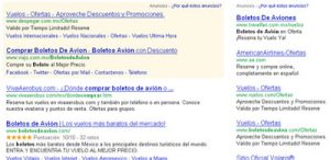 Cupones de Google Adwords