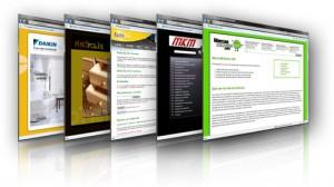web hosting y diseño web