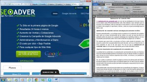 optimización de contenido web