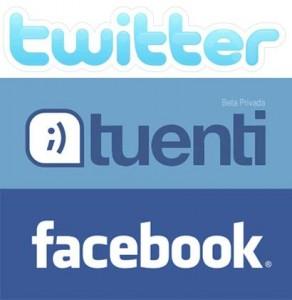 redes sociales y tiendas virtuales