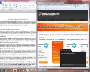 servidores dedicados Linux con cPanel