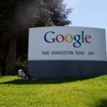 Entrada a Oficinas de Google