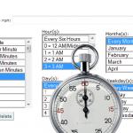 Configuración de cron job en cPanel