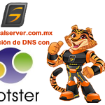 Actualiza DNS Con Dotster.com y DigitalServer