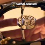 Mostrador de Uso de Disco en cPanel