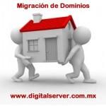 Migracion de Dominio con DigitalServer