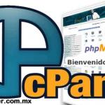 phpMyAdmin en cPanel