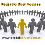 Raw Access en cPanel