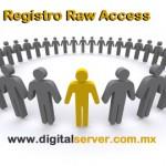 Raw Access en cPanel