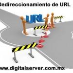 Redireccionamiento de URL en cPanel