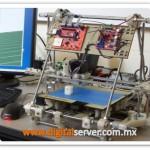 Impresora De Alimentos En 3D - DigitalServer
