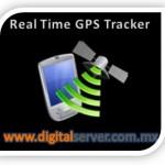 Real Time GPS Tracker - DigitalServer