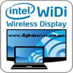 Tecnología WiDi - DigitalServer