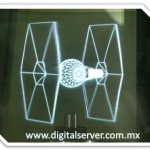Holograma 3D - DigitalServer