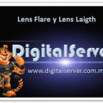 Lens Flare y Lens Laigth - DigitalServer
