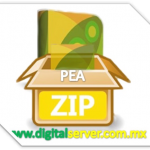 PeaZip - DigitalServer