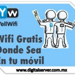 Yellwifi - DigitalServer