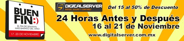 Buen Fin 2017 - DigitalServer